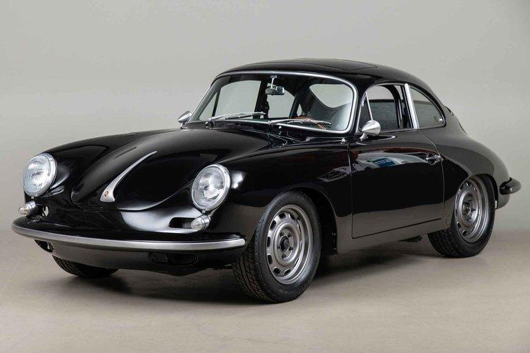 1963 Porsche 356B Outlaw Coupe