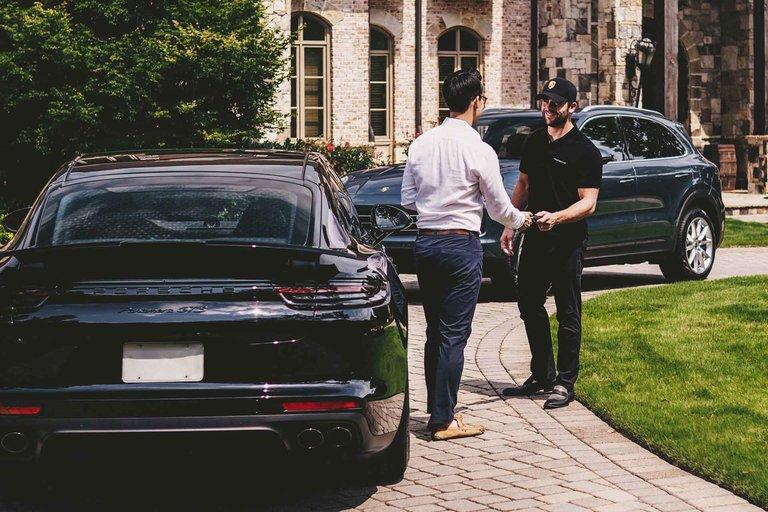 Porsche Drive Subscription Service