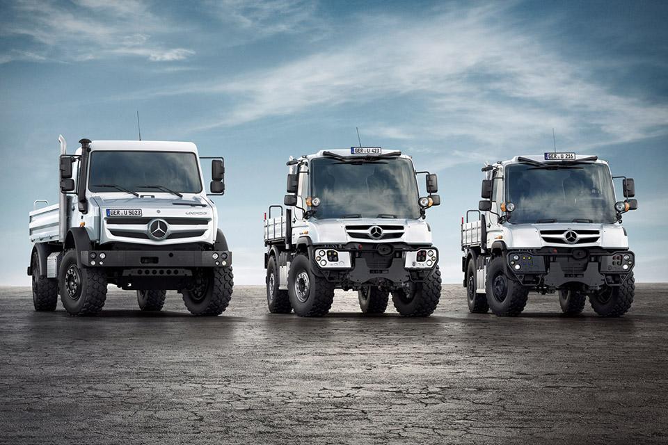 Mercedes-Benz Unimog | Uncrate