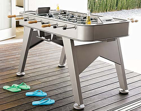 All-Weather Foosball Table
