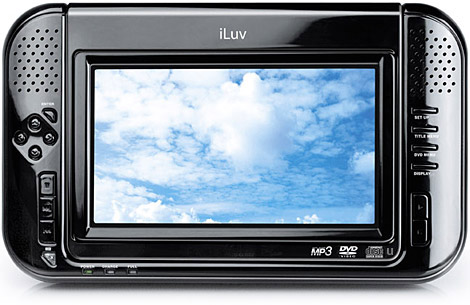 iLuv i1055 Portable Media Player