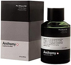 Anthony Logistics Pre-Shave Oil