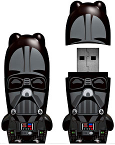 Darth Vader Mimobot USB Flash Drive