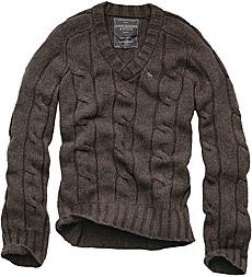 Связать свитер с оленями мужской для начинающих