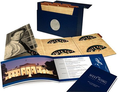 The West Wing: The Complete Series Collection movie