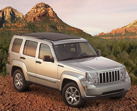 ����� ������ ������ �������� Jeep Cherokee 2013