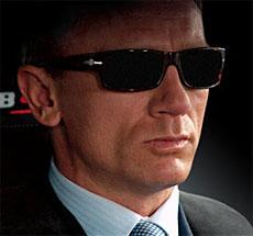 James Bond a Success New Model of Sunglasses