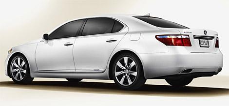 Lexus LS Hybrid Best Pic