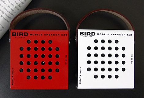 Bird-Electron EZ0 Portable Speaker