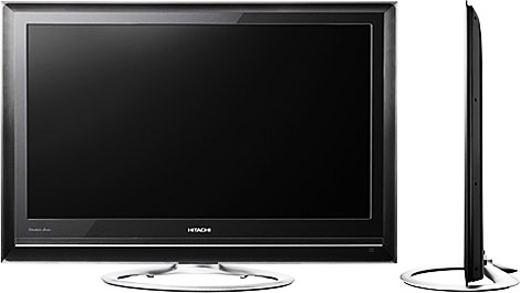 Hitachi 1.5 UltraThin HDTVs