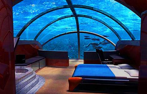 Poseidon Undersea Resort | Uncrate