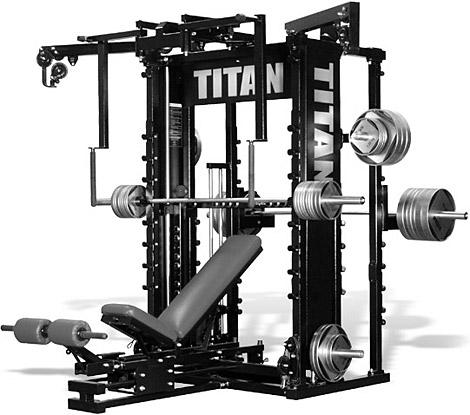 Maquinas completa de ejercicios para casa - Maquina para hacer abdominales en casa ...