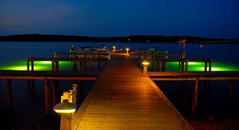 Green monster underwater fishing lights uncrate for Green monster fishing light