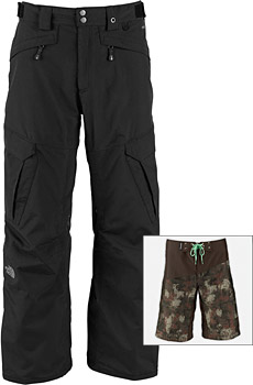 The North Face Surf & Turf TriClimate Pant