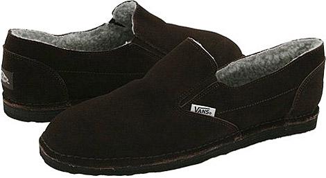 vans slipper