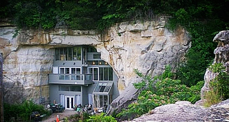 Missouri Cave Home