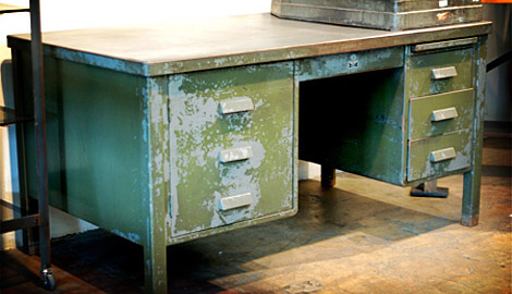 vintage office desks. retro office desks 23 brilliant vintage yvotube