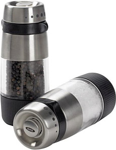 OXO Good Grips Salt & Pepper Grinder Set