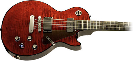 Gibson Dark Fire Guitar
