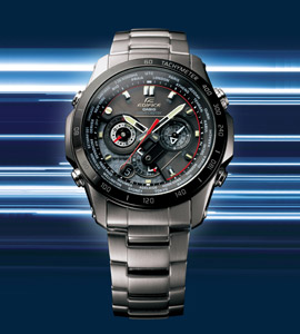 Casio Edifice 3D Chronograph