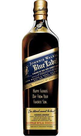 Custom Engraved Johnnie Walker Blue Label Uncrate