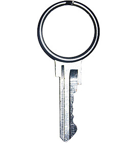 Split Ring Key