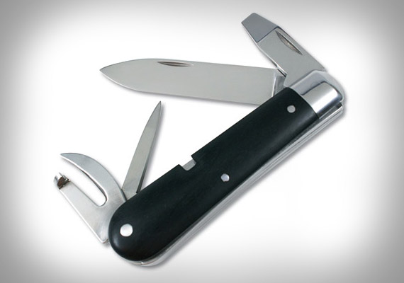 Victorinox Swiss Army 125th Anniversary Heritage Knife