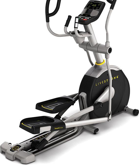 Livestrong Fitness Equipment