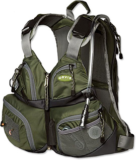 Safe Passage Hydration Chest and Day Pack