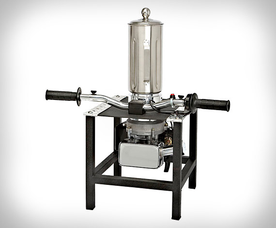 Gas Powered Blender