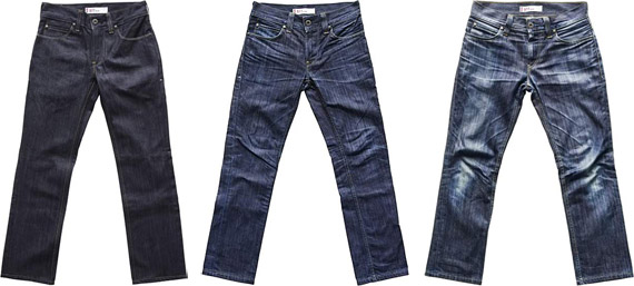 Levi's Imprint 514 Jeans