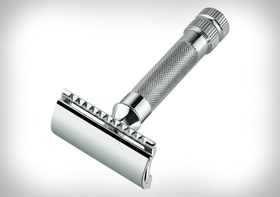Merkur Heavy Classic Safety Razor