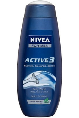 Nivea For Men Active3
