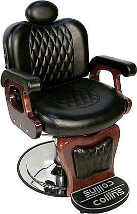 Collins Commander Barber Chair