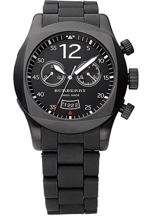 Burberry Endurance Chronograph Watch