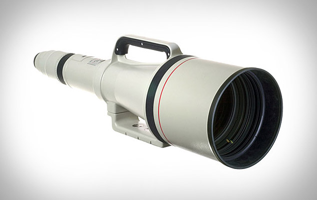 Canon Super Telephoto 1200mm Lens