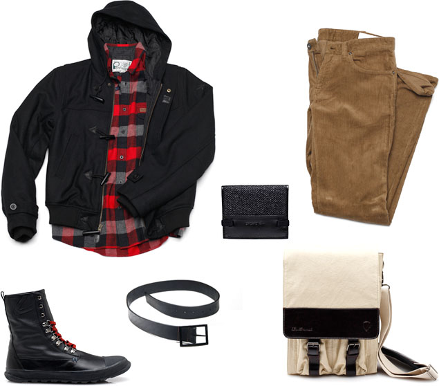 Garb: Urban Hiker