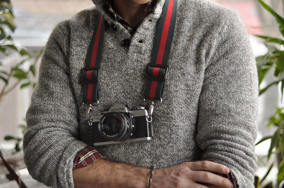 Classic Camera Strap