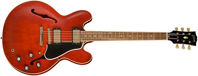 Gibson 50th Anniversary 1960 ES-335TD Guitar