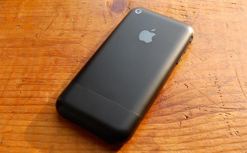 Black iPhone Custom