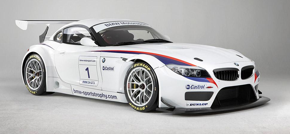 Bmw Motorsport Z4 Gt3 Uncrate