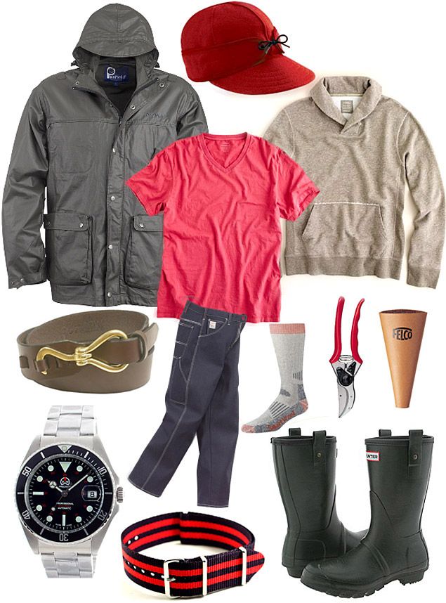 Garb: Fall Pruning