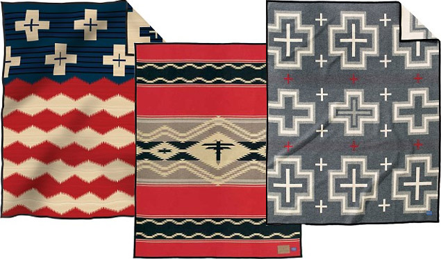 Pendleton Native American Blankets