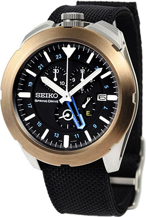 Seiko Spring Drive Spacewalk Watch