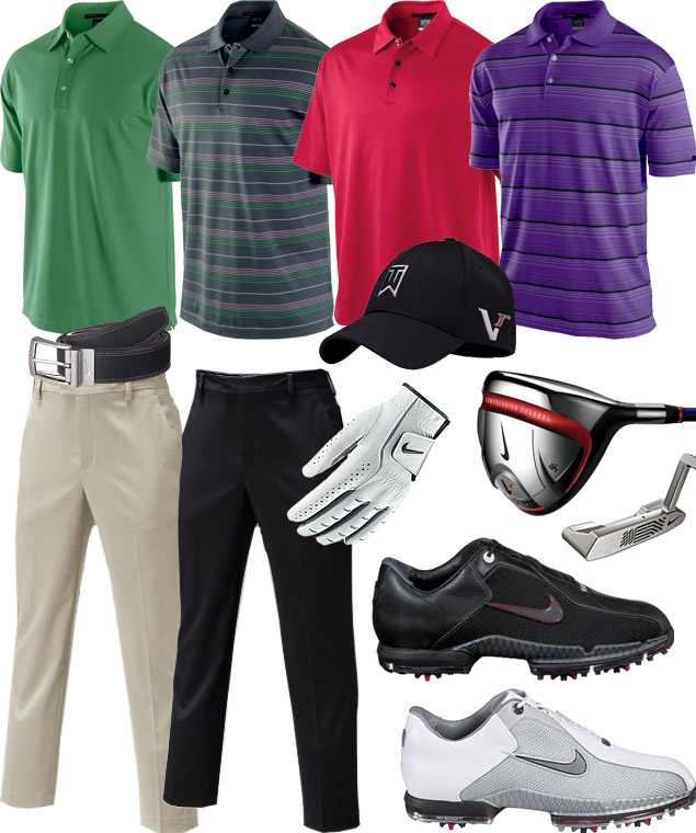 Garb: Tiger at the Masters
