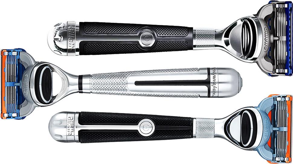 The Art of Shaving Fusion Chrome Razors
