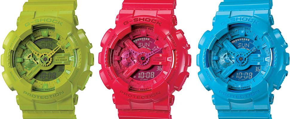 Casio G-Shock GA110 Watches