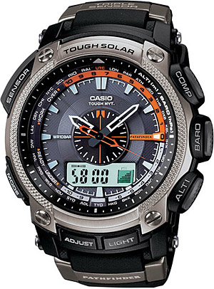 Casio Pathfinder PAW5000-1 Watch