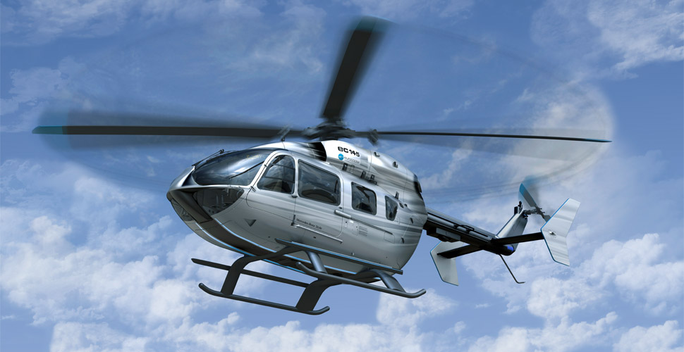 Eurocopter Mercedes-Benz EC145 Helicopter