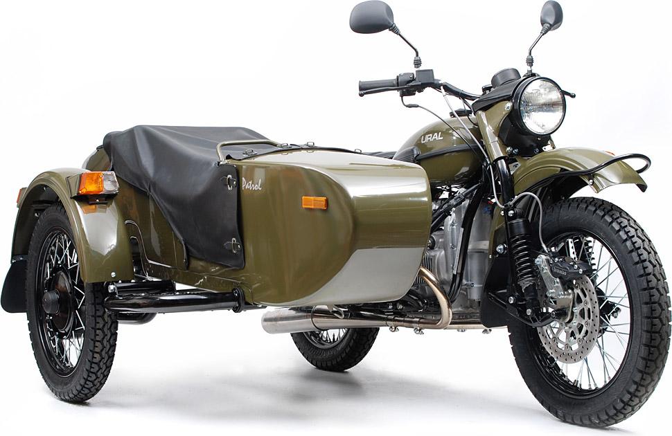 ural patrol t motorcycle uncrate. Black Bedroom Furniture Sets. Home Design Ideas